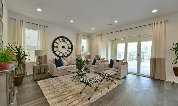 Open Family Room