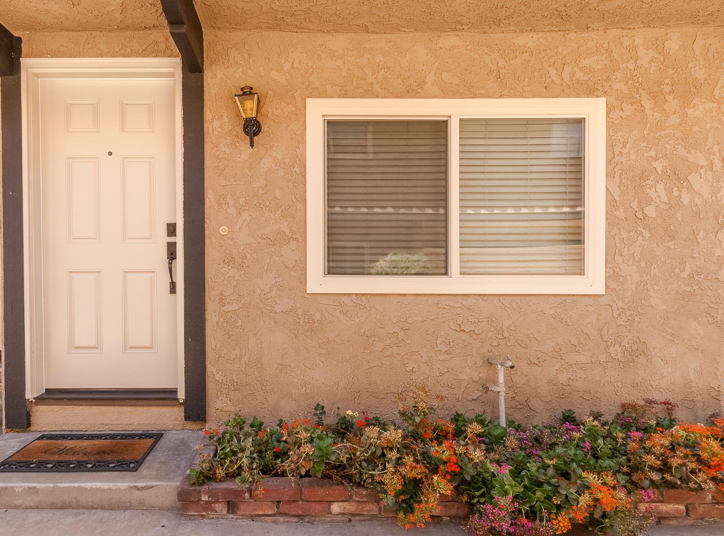 14 - front door