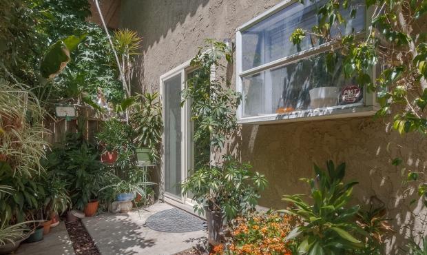 12 - back patio