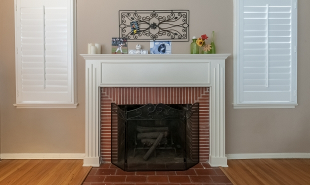 5 - Fireplace