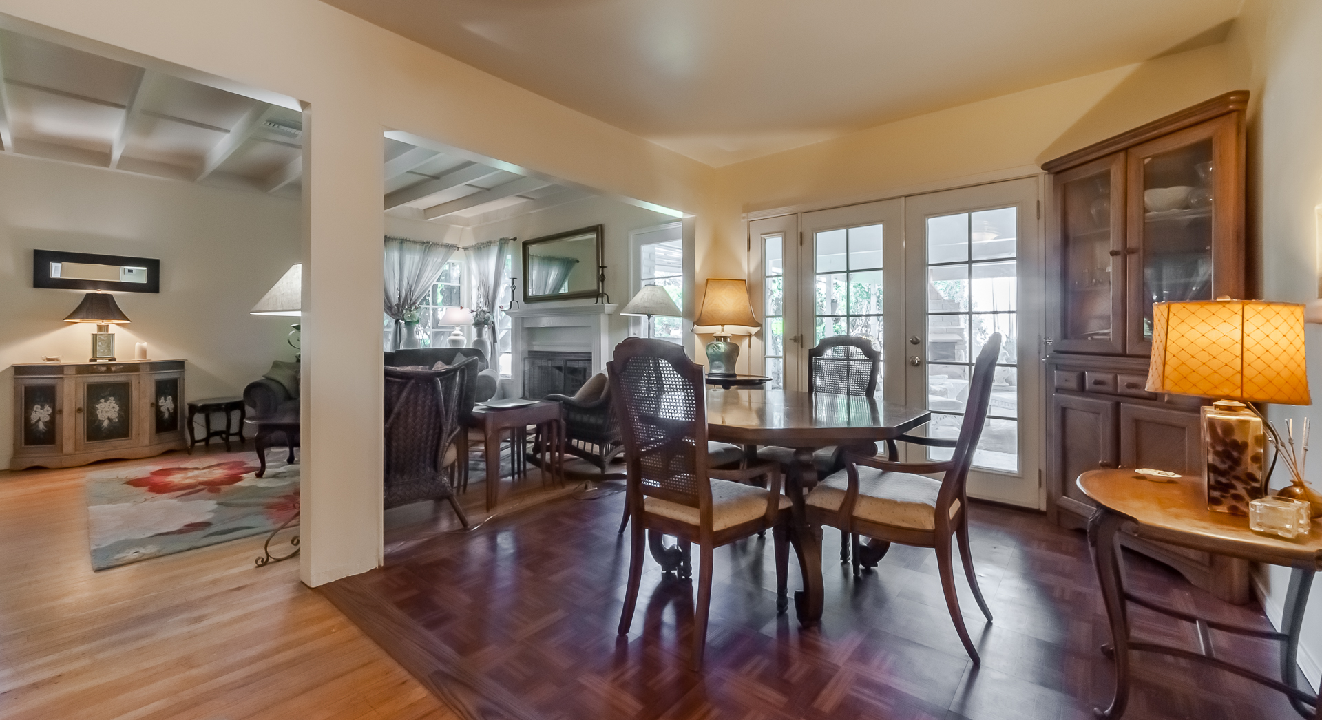 4 - Dining - Open Floor Plan