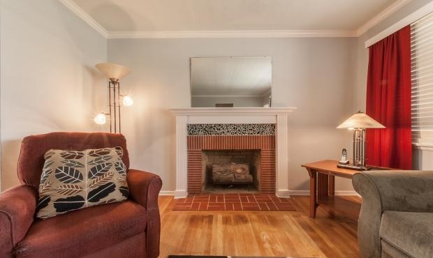 4 - Fireplace