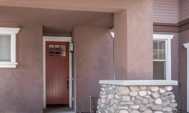 3 - Front Door