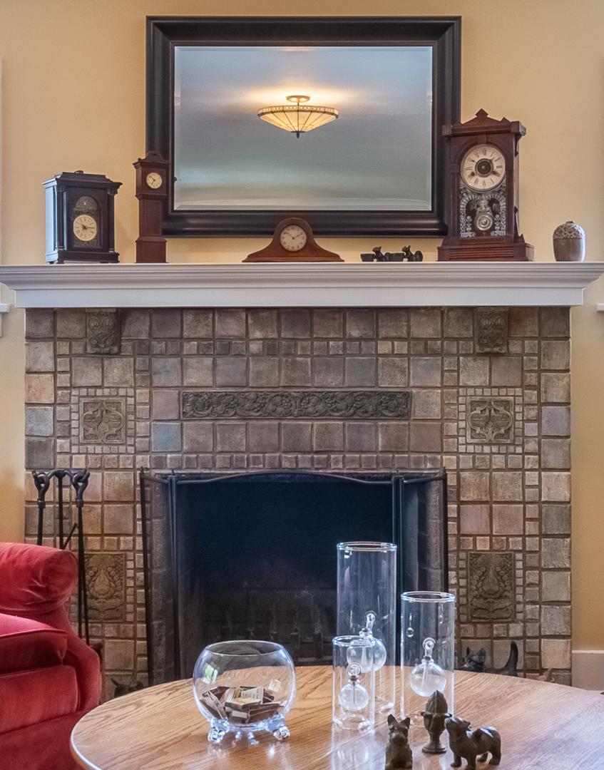 3 - Batchelder Fireplace