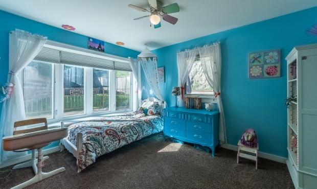 15 blue bedroom