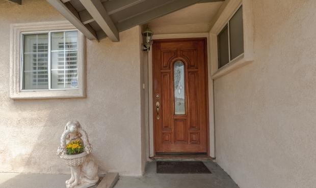 2 - Front Door