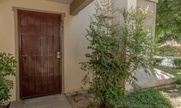13-front door