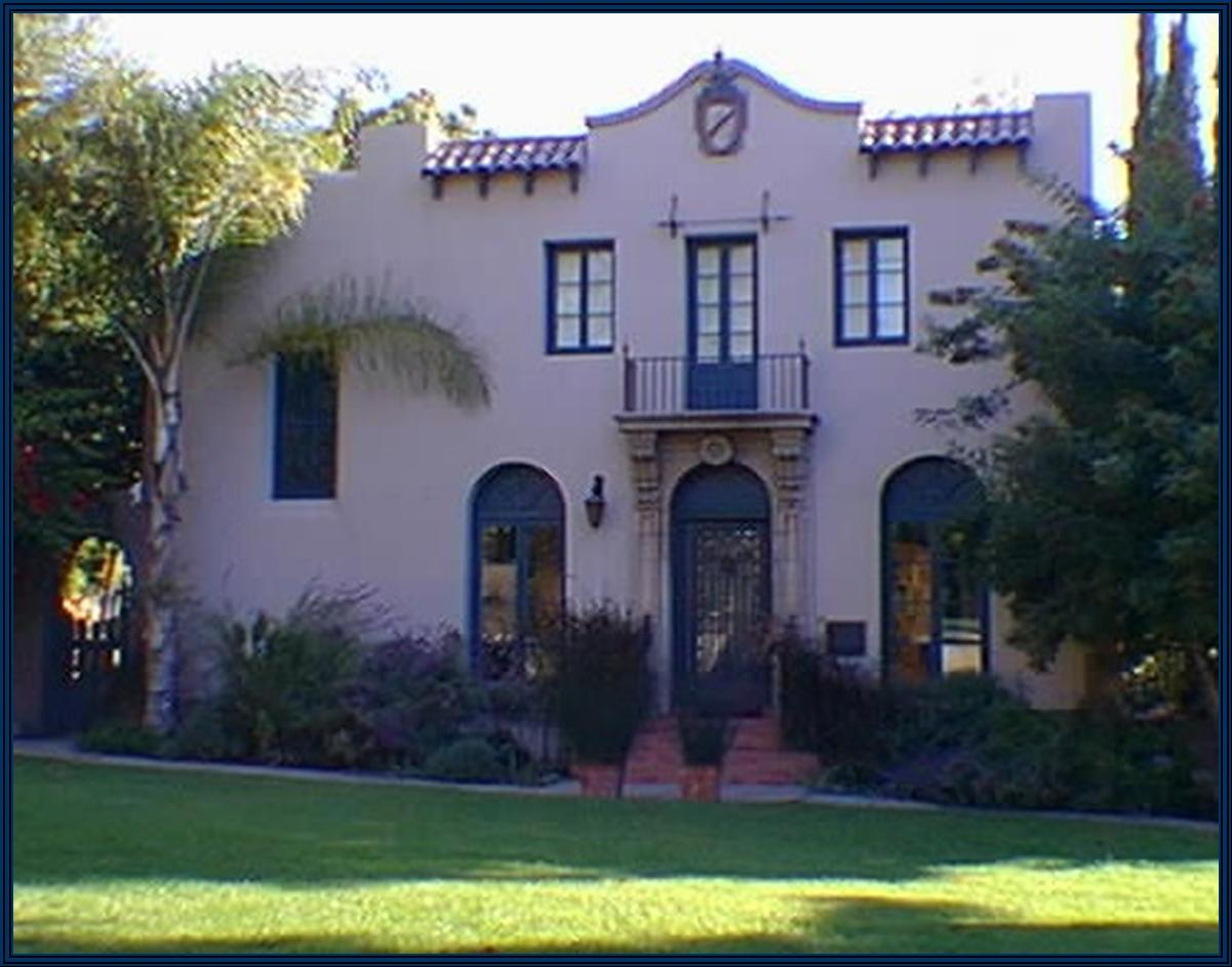 Victorian Farmhouse Spanish Colonial Revival Monrovia