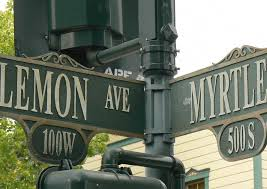 Monrovia. Come see our location.... right in Old Town.